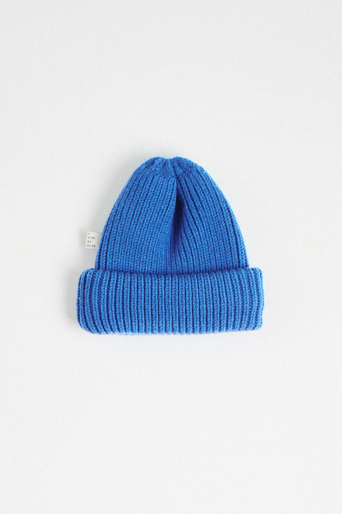 Allen beanie royal blue