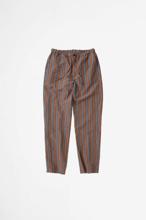 Baker easy pants brown stripe