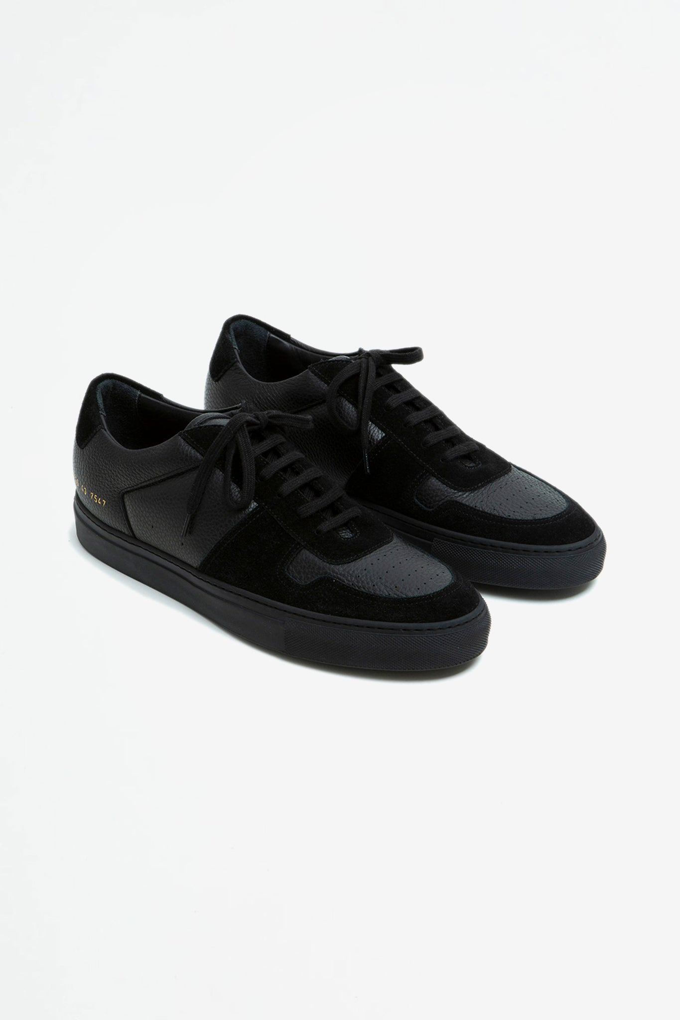 Bball Low Premium black