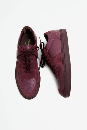 Bball Low Premium bordeaux