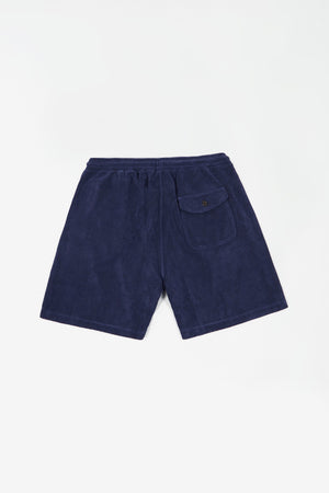 Beach short navy
