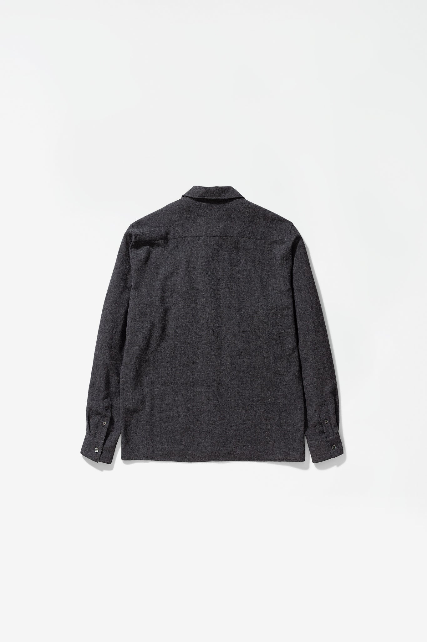 Carsten light wool charcoal melange