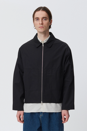 Case blouson black