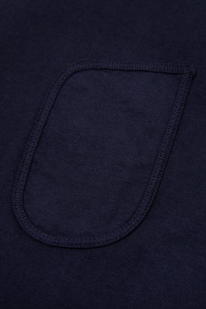 Clark pocket t-shirt navy