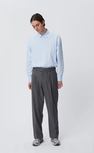 Classic trousers grey