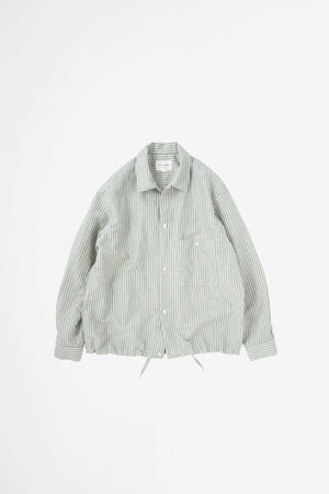 Coach shirt sage green