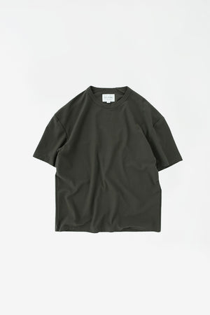 Dry touch tshirt olive