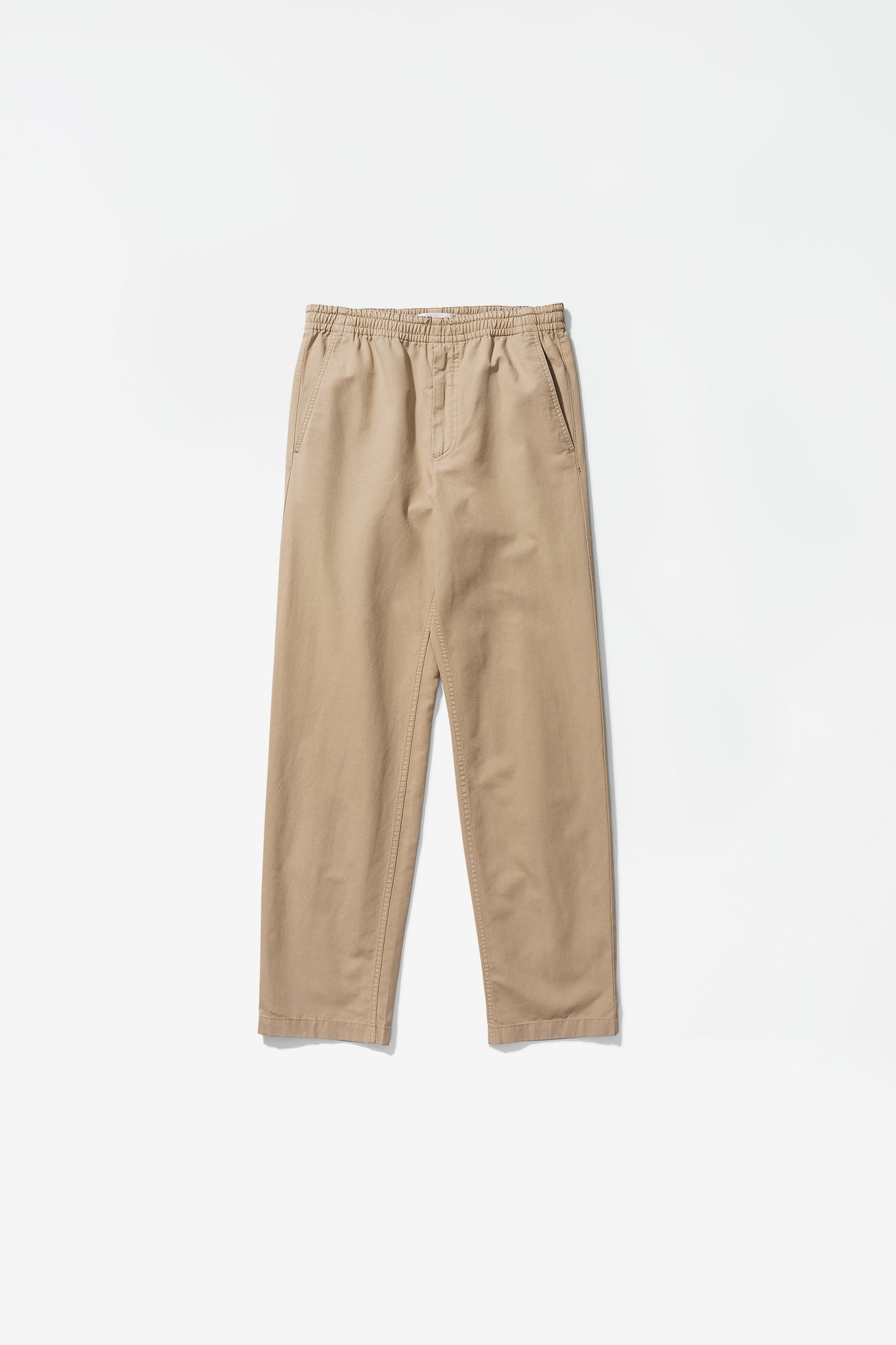 Evald canvas trousers utility khaki