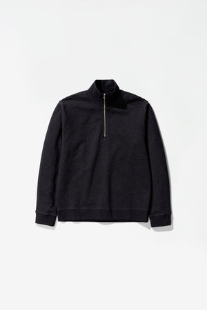 Fjord coolmax sweat charcoal melange