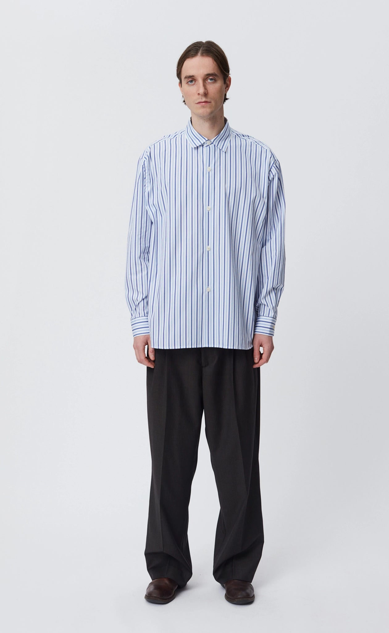 Generous shirt yuppie stripe