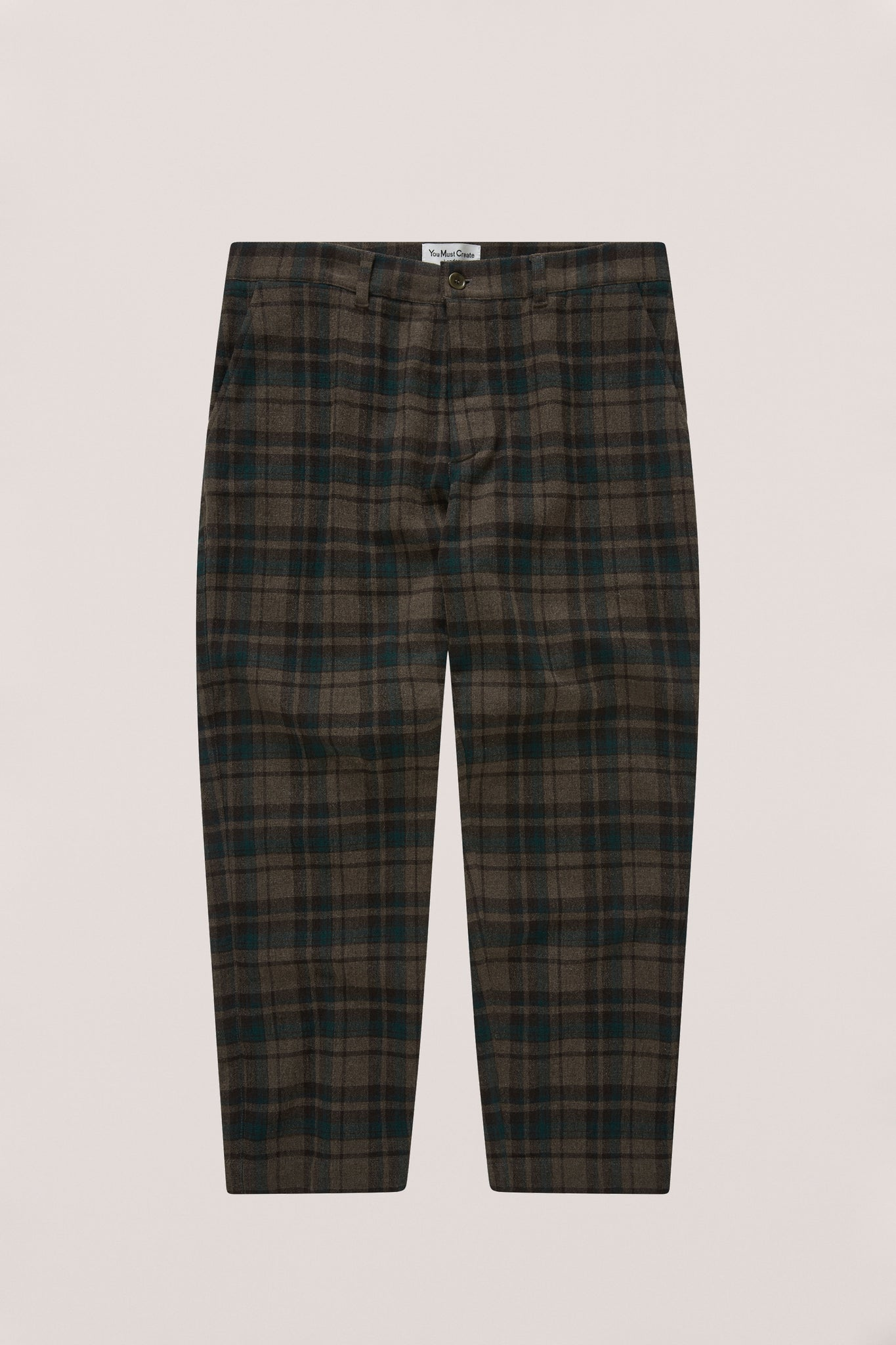 Hand me down trouser brown