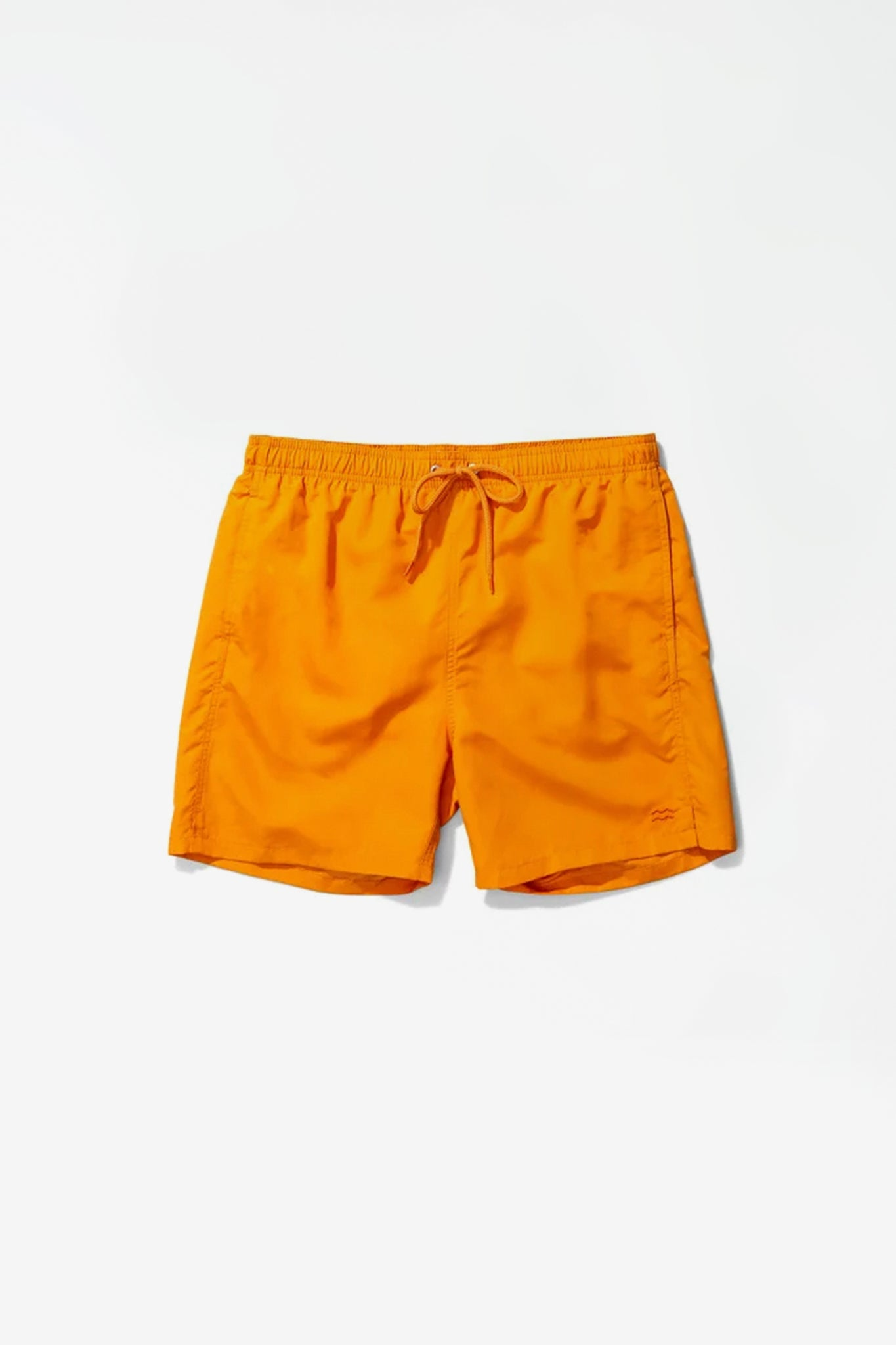 Hauge swim short cadmiun orange