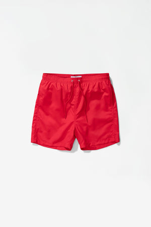 Hauge swim shorts askja red
