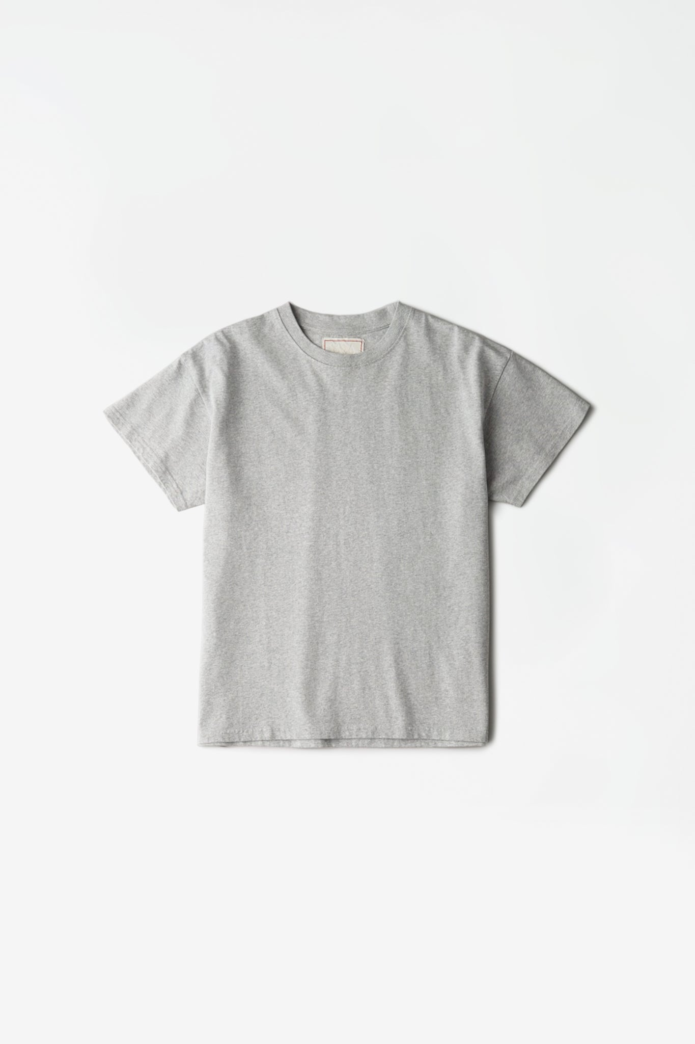 Heavy shortsleeved tee grey melange