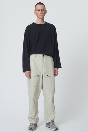 Industry trousers milk