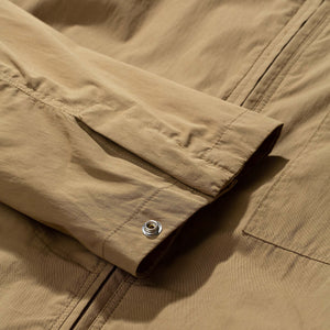 Jens zip packable utility khaki
