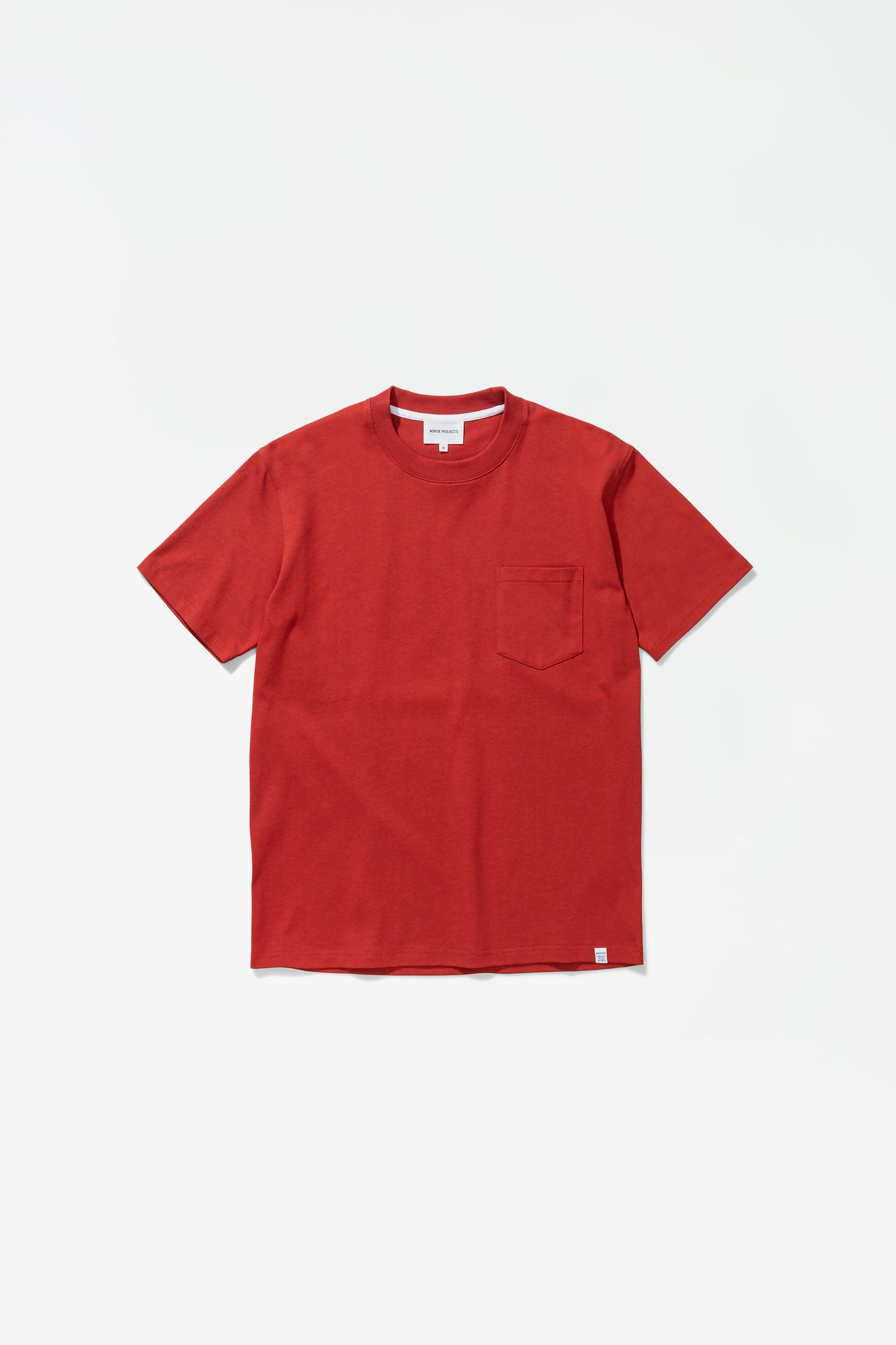 Johannes Pocket SS carmine red