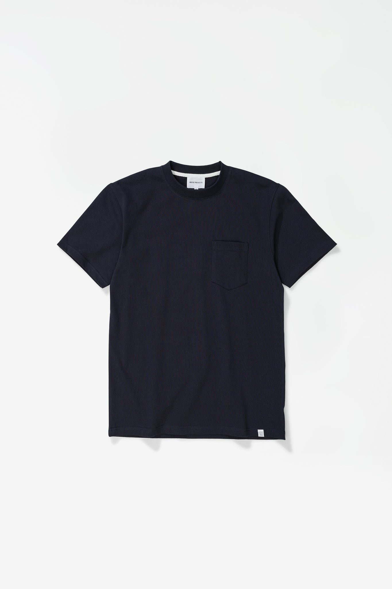 Johannes Pocket SS dark navy