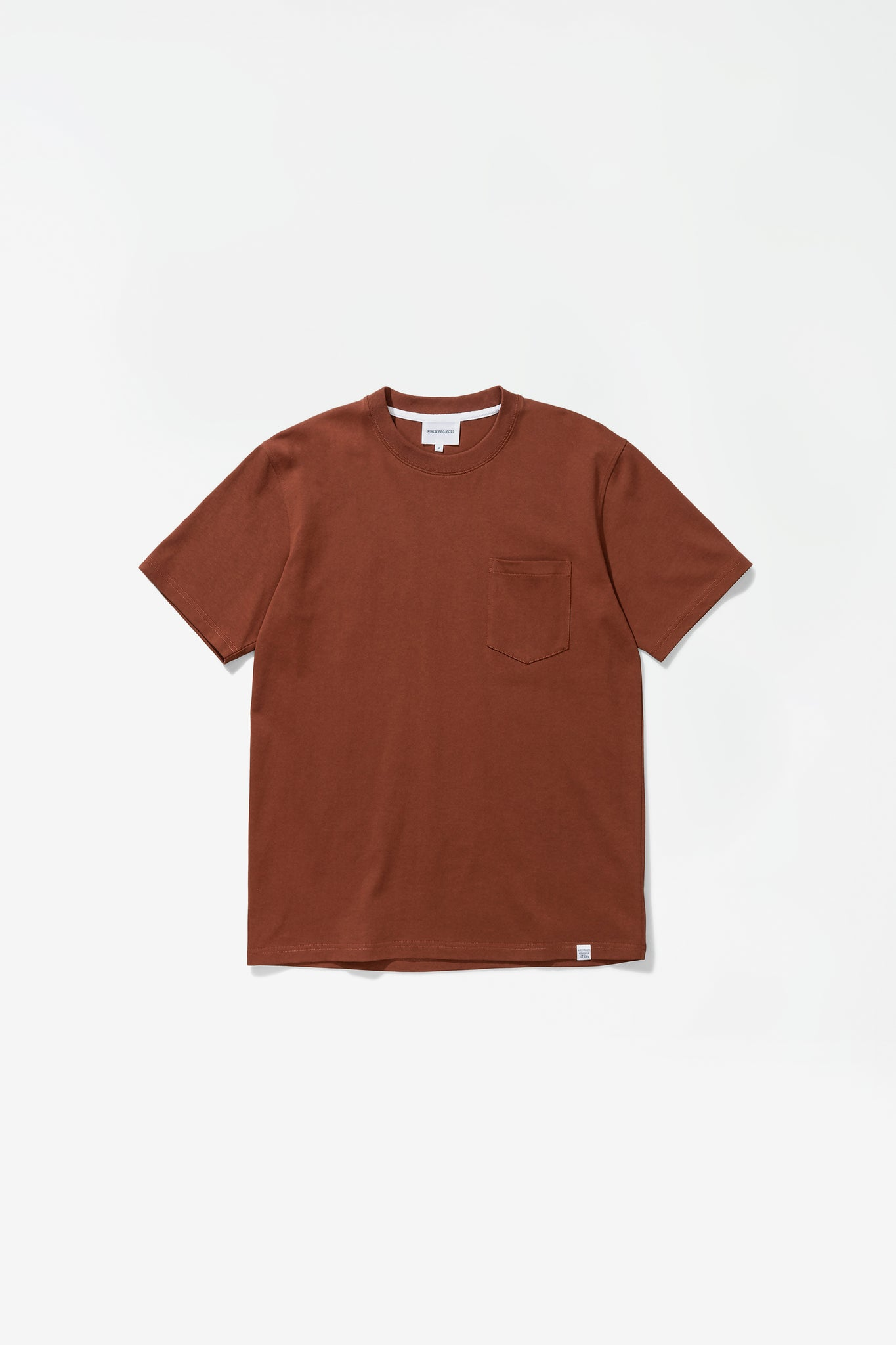 Johannes Pocket SS madder brown