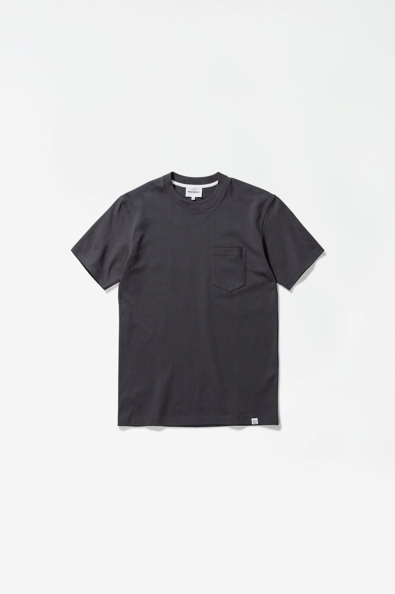 Johannes Pocket SS slate grey