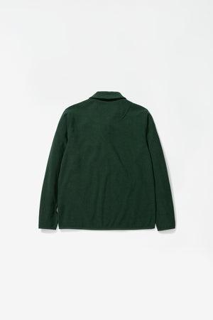 Jorn fleece half zip darthmouth green