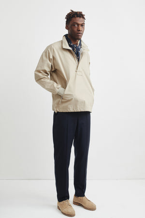 Kofi jacket structured stone