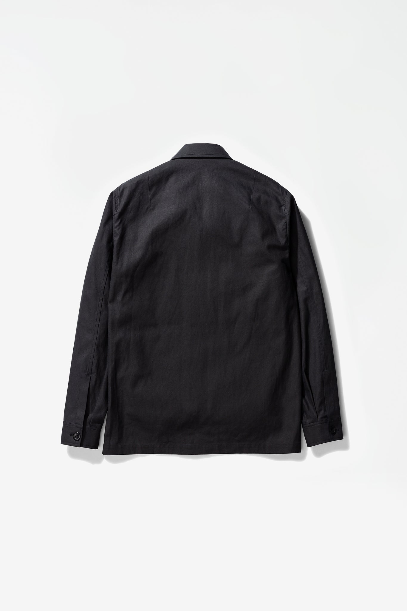 Kyle cotton linen black