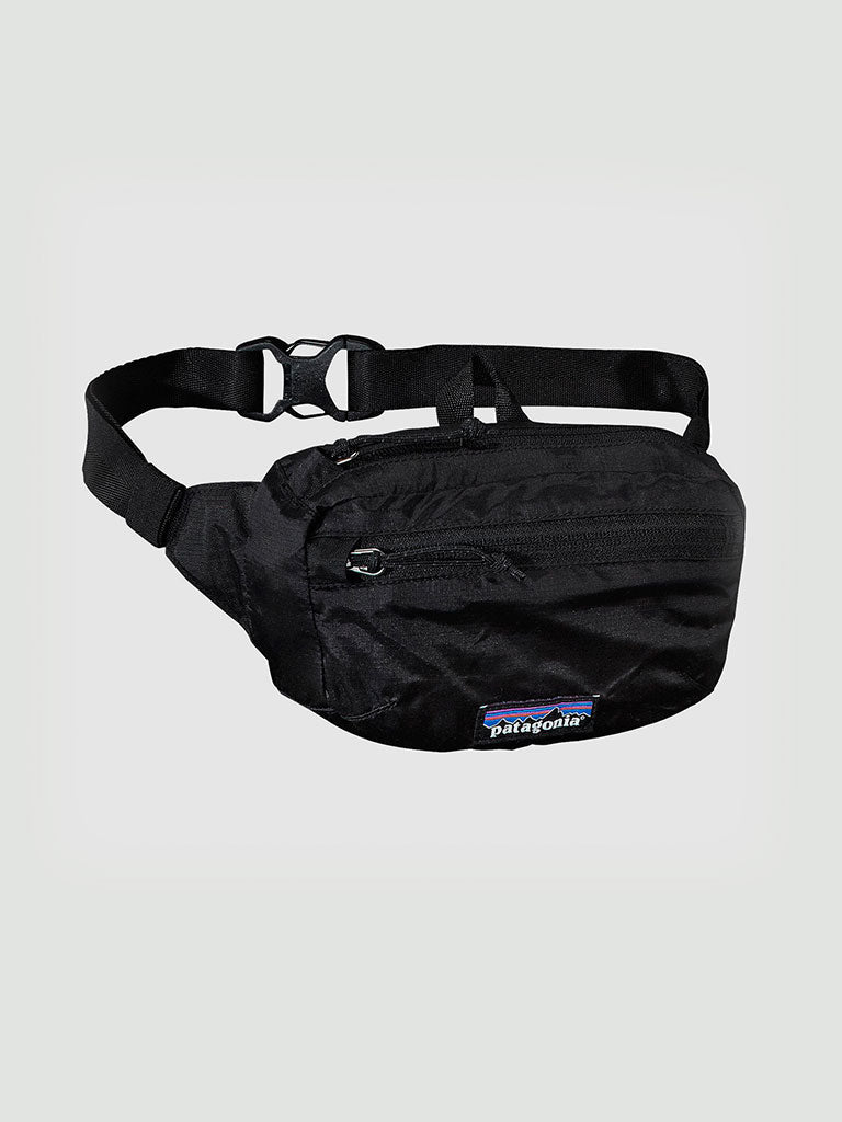 Patagonia. Lightweight travel mini hip pack black