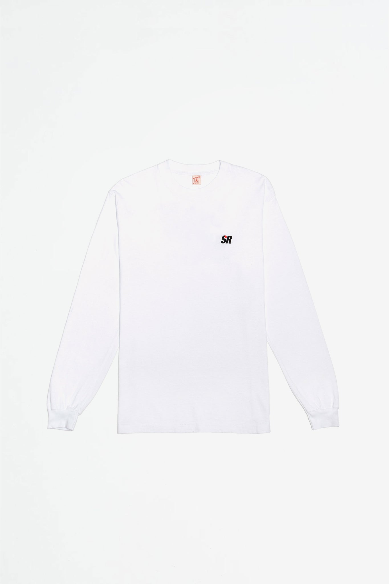 Less But Better longsleeve tee white