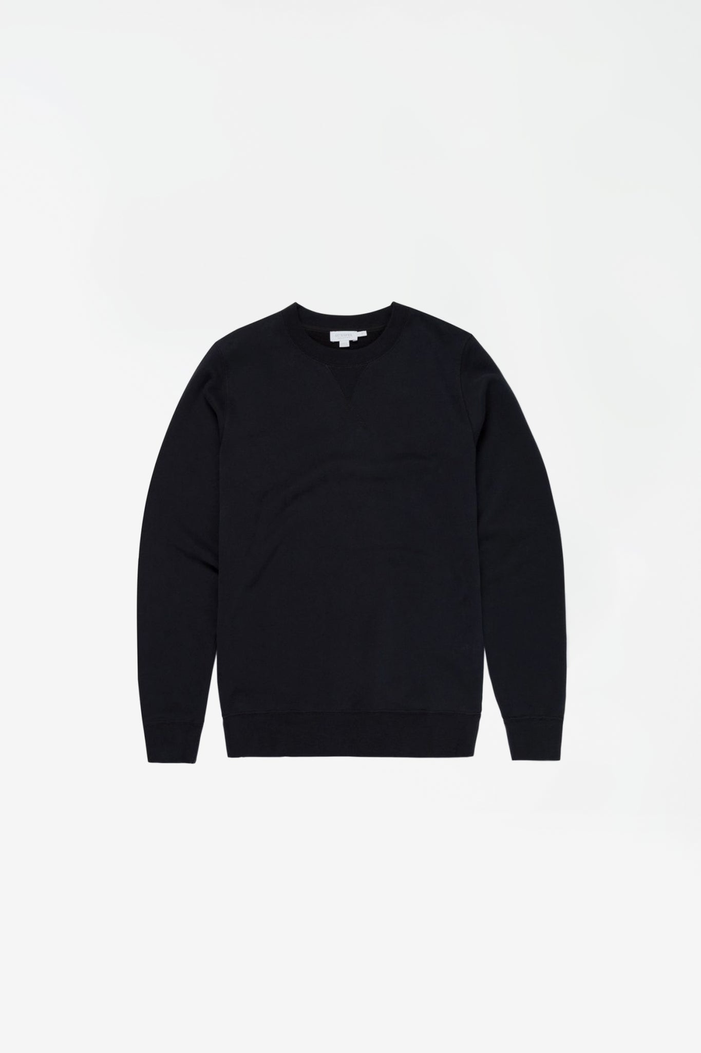 Loopback sweatshirt black