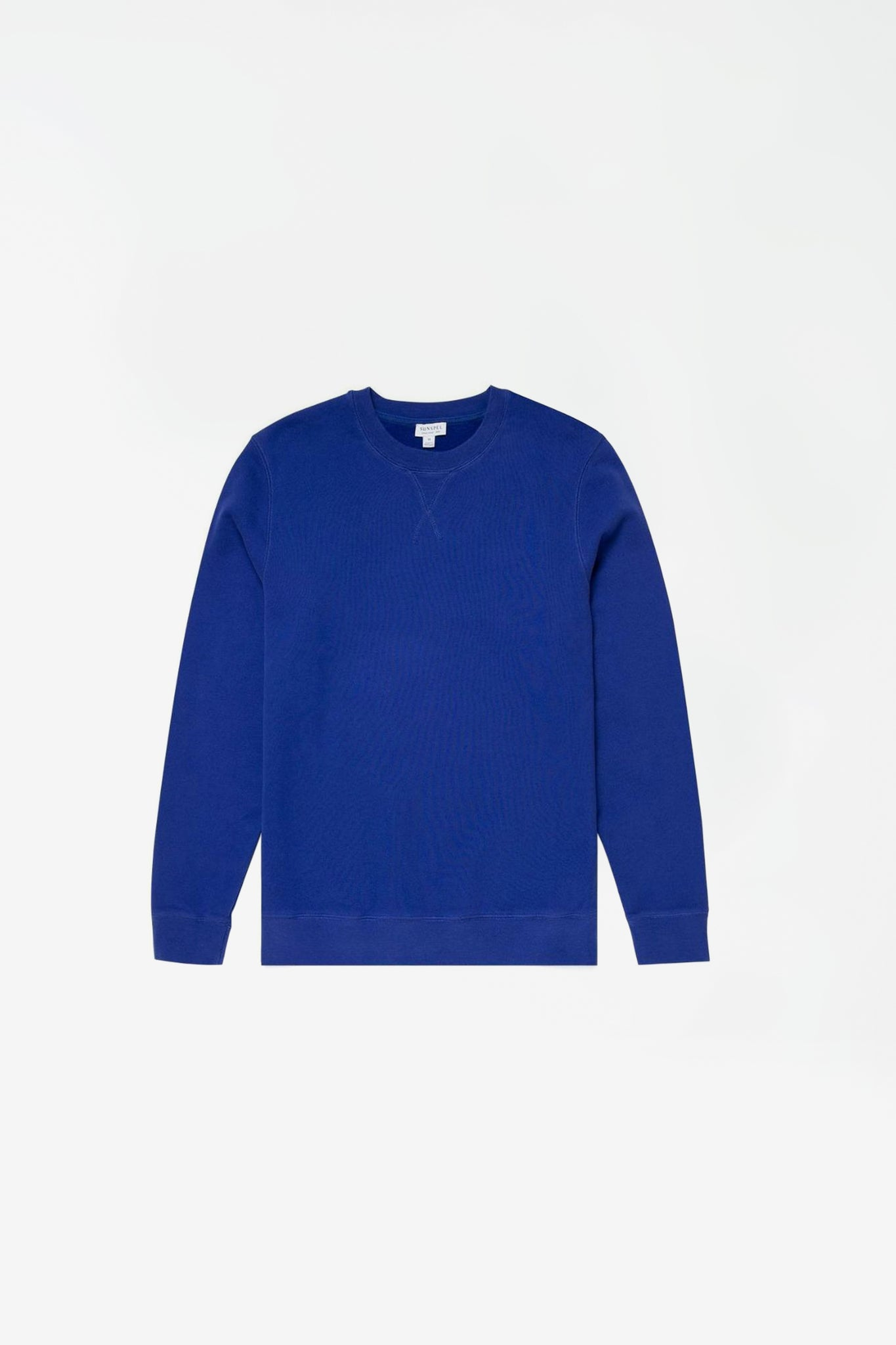 Loopback sweatshirt yves blue
