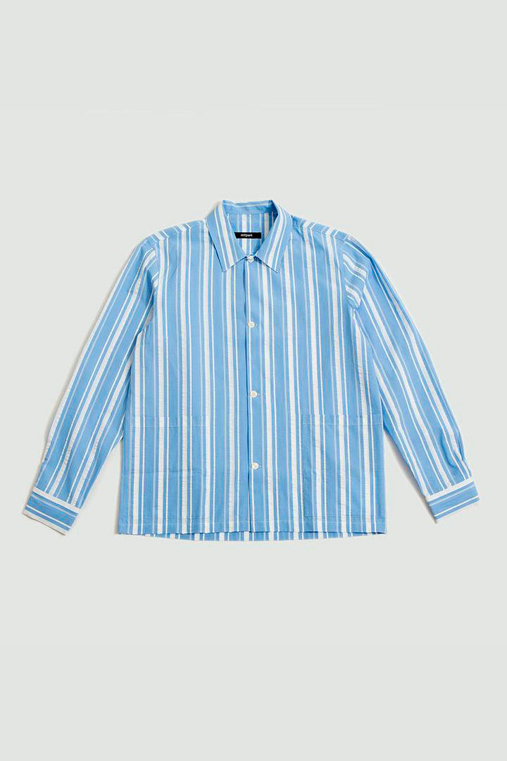 Lab shirt blue