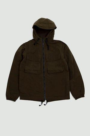 Woven Jacket Noah cotton olive