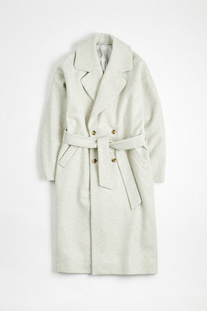 O´sullivan coat porcelain white