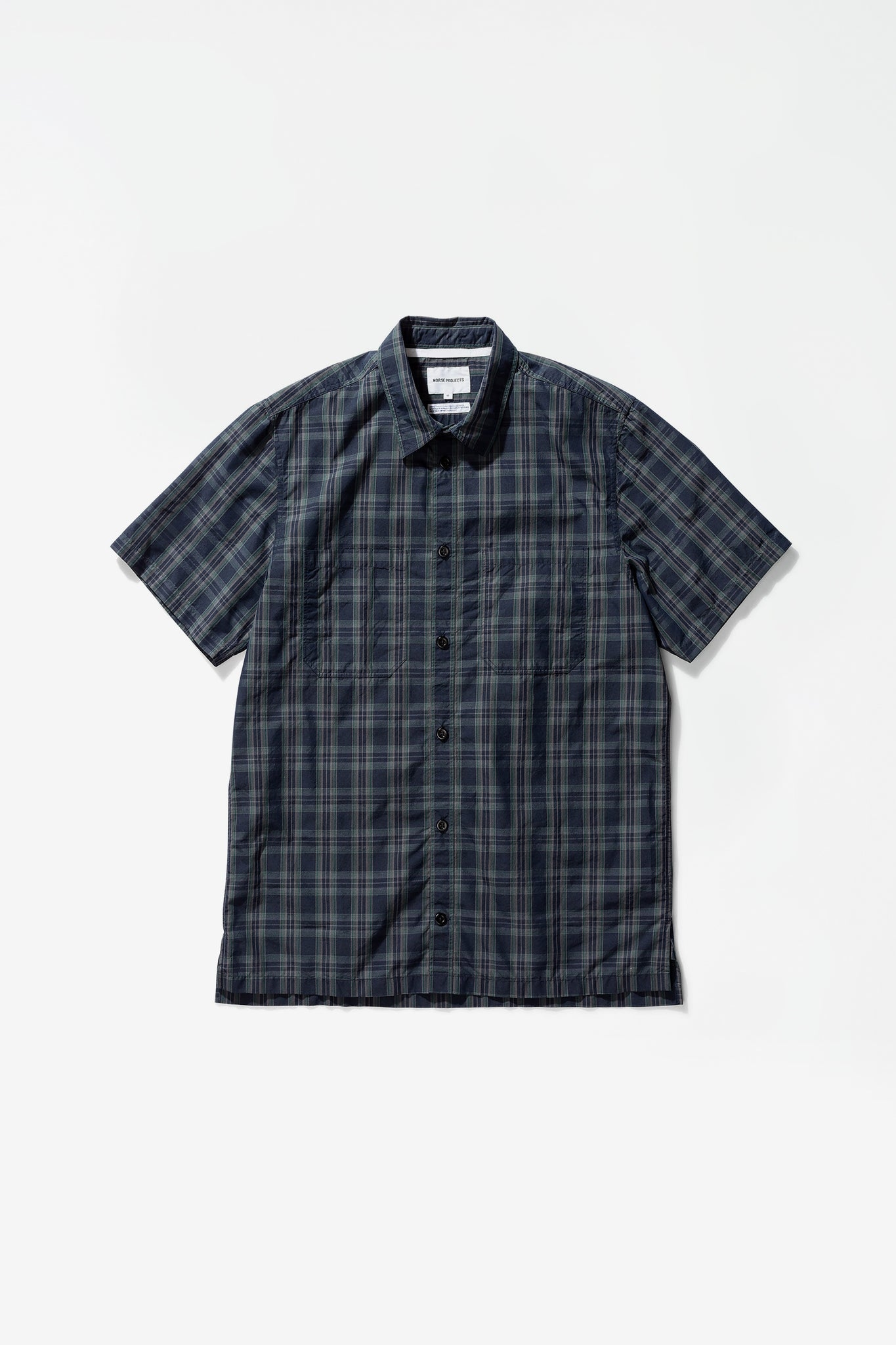 Oscar cotton nylon SS dark navy