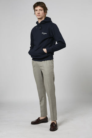 Paolo trousers wool mastic