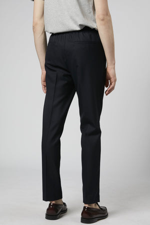 Paolo trousers wool navy