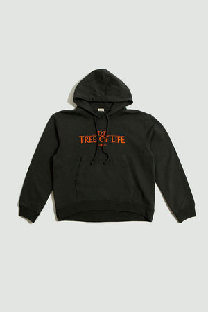 Tree of life hoodie ranger green
