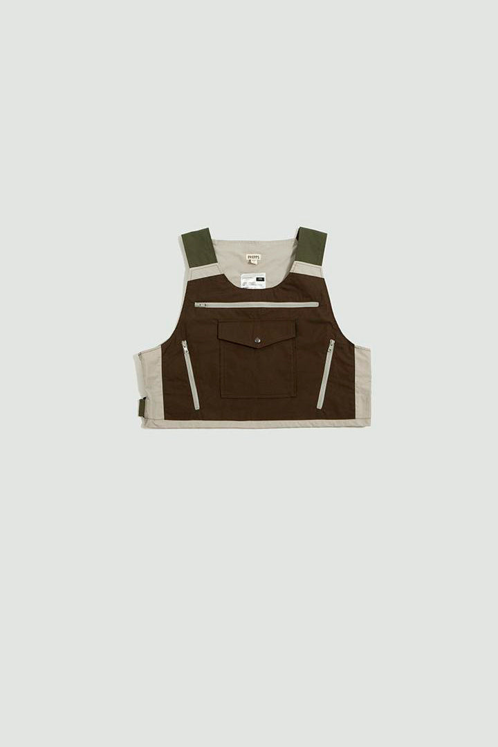 Guide Vest brown/multi