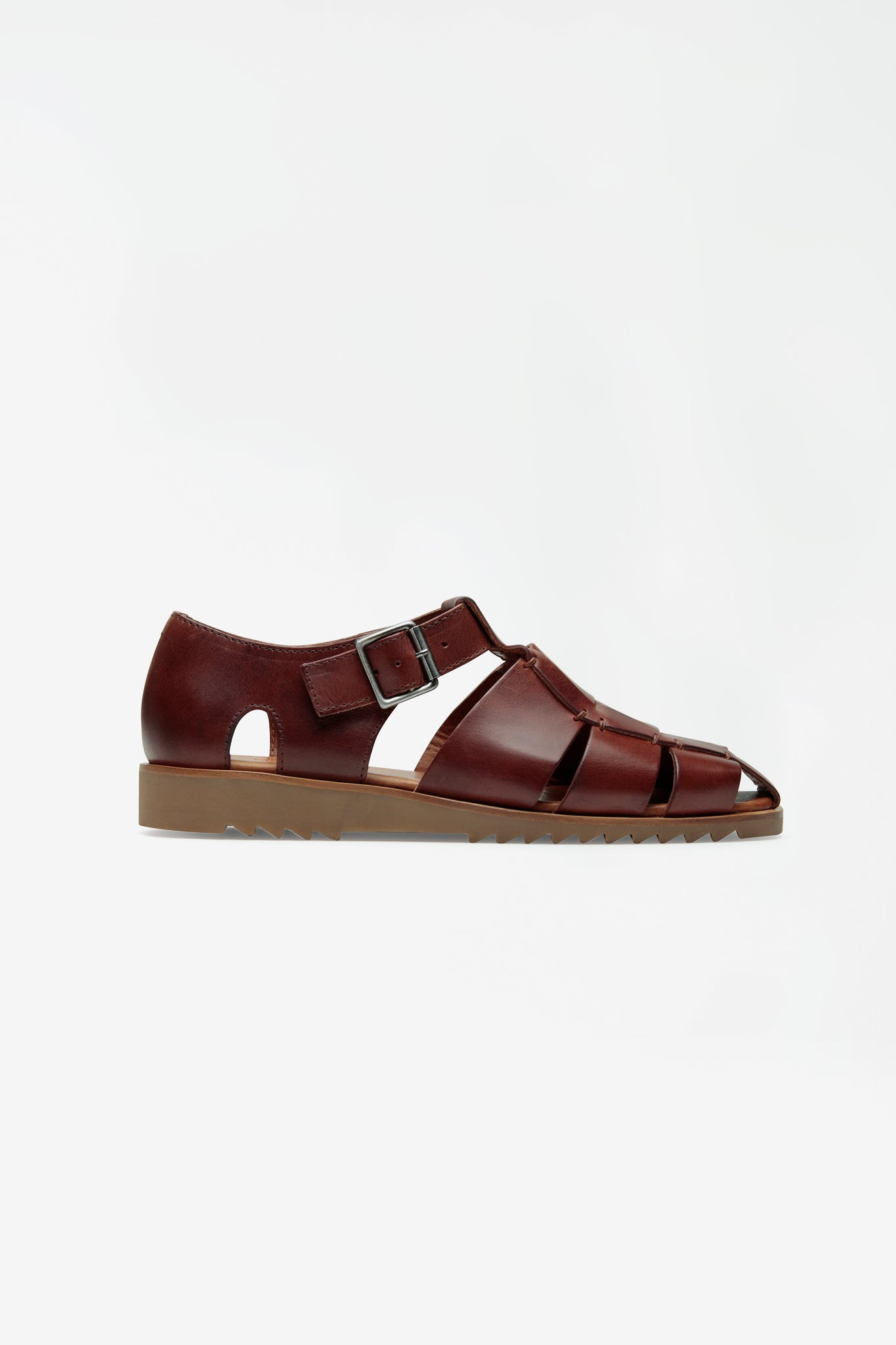 Pacific Sport sandals miel-vegetal marron