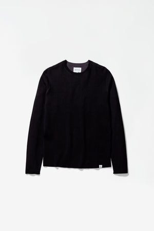 Raffo air knit black