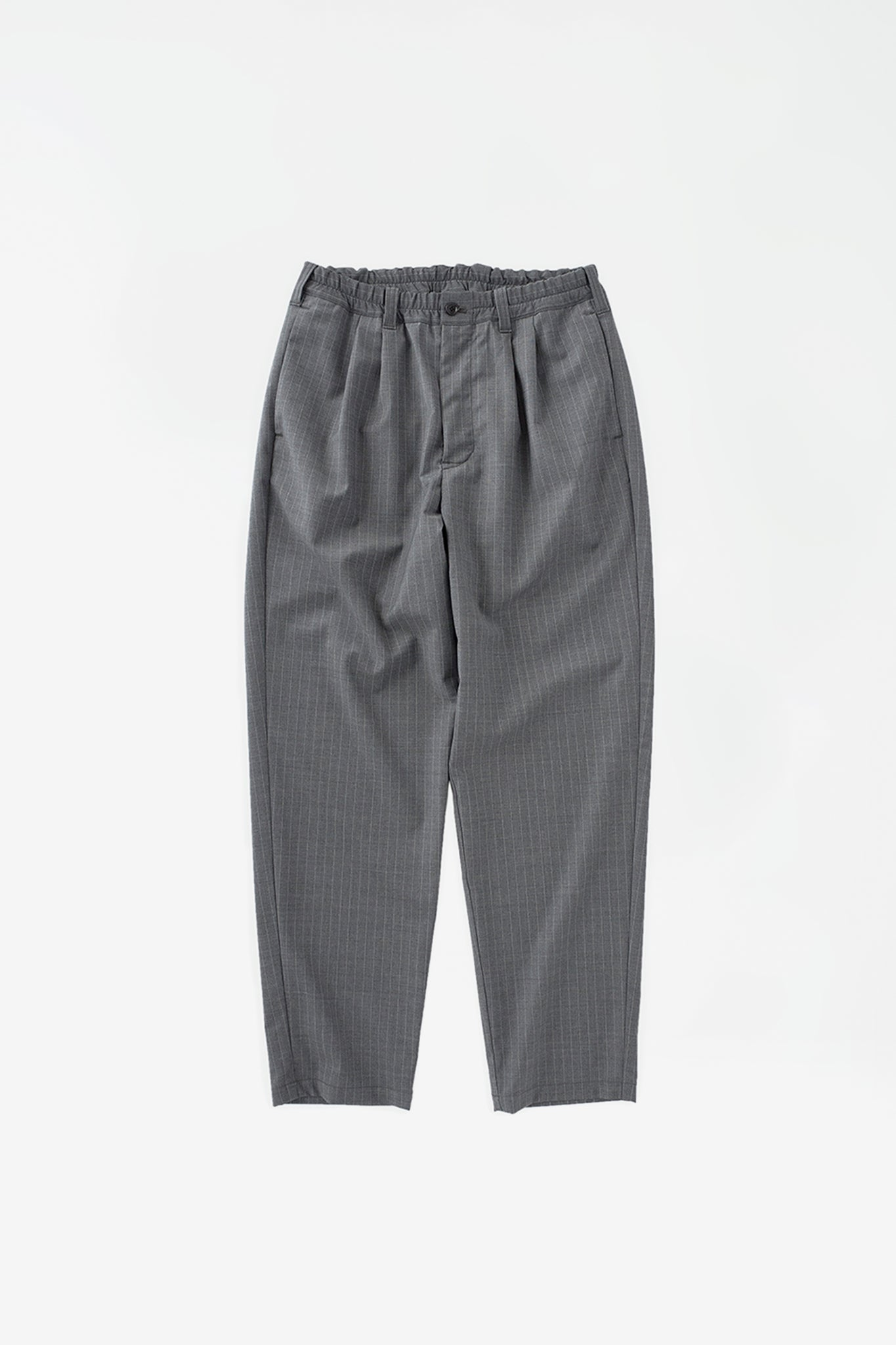 Regular tapered pants greystripe
