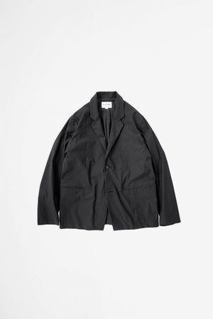Relaxed 2B jacket ink black