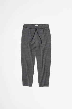 Relaxed jersey pants grey