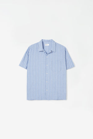 Road shirt elton2 stripe navy