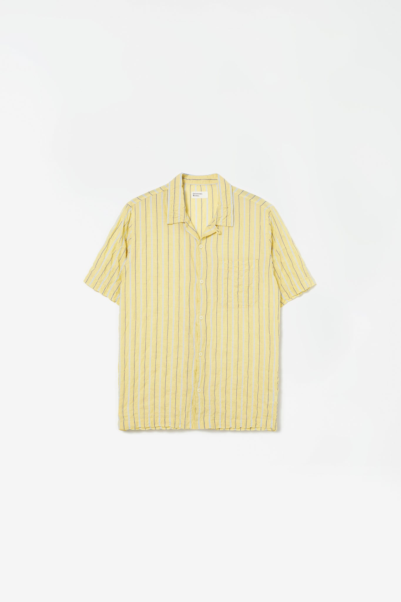 Road shirt ranch stripe yellow
