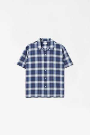 Road shirt waikiki check navy