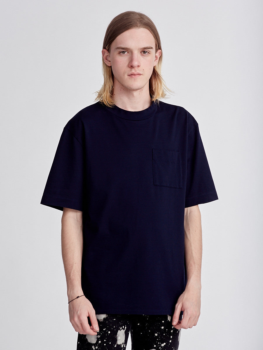 Orvietto T-shirt with a pocket by Still by Hand