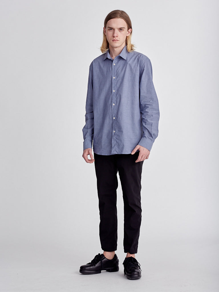 Hem shirt made by Sunspel in the finest cotton