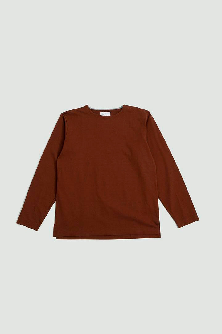 Dry-touch long sleeve orange